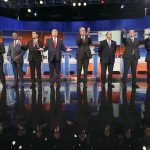 Whether GOP Likes It, Climate Change Part of Presidential Debate
